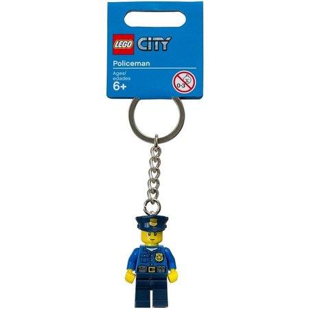 LEGO 850933 City Sleutelhanger Politieman