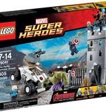 LEGO 76041 Super Heroes De inname van het Hydra fort