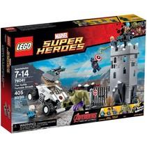 76041 Super Heroes De inname van het Hydra fort