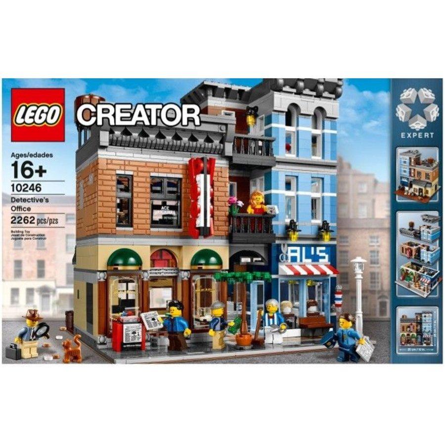 10246 Creator Detective's Office