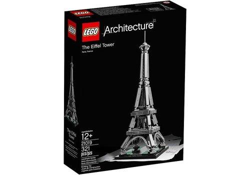 21019 Architecture Eiffeltoren