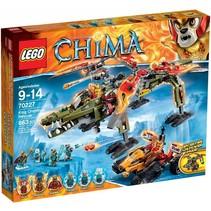 70227 Chima King Crominus‰Û¡ÌÝå» Rescue