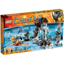 70226 Chima Mammoths Frozen Stronghold