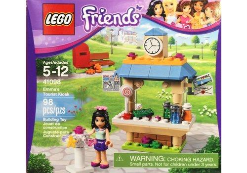 41098 Friends Emma's Toeristenkiosk