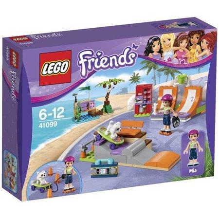 LEGO 41099 Friends Heartlake Skate Park