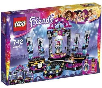 LEGO 41105 Friends Popster Podium