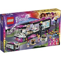 41106 Friends Popster Toerbus