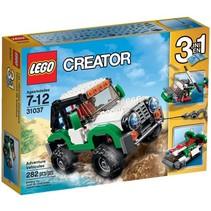 31037 Creator Avontuurlijke Voertuigen