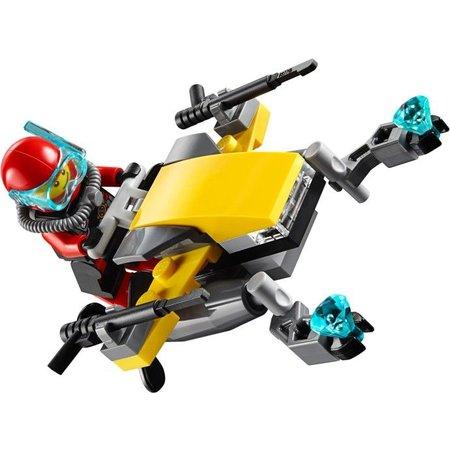LEGO 60090 City Diepzee Onderwaterscooter