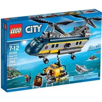 60093 City Diepzee Helicopter