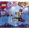 LEGO 30205 Friends Popster Rode Loper (Polybag)