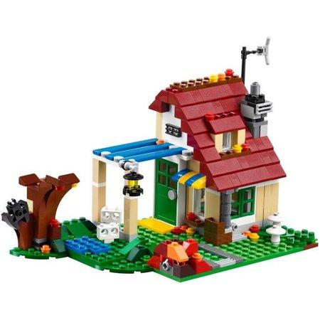 LEGO 31038 Creator Veranderende Seizoenen