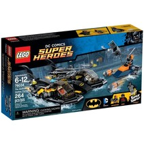 76034 Super Heroes Batboot Havenachtervolging