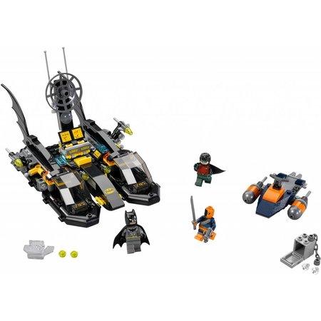 LEGO 76034 Super Heroes Batboot Havenachtervolging