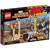 76037 Super Heroes Rhino en Sandman Superschurk samenwerking