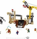 LEGO 76037 Super Heroes Rhino en Sandman Superschurk samenwerking