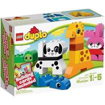 10573 Duplo Creatief bouwen met Dieren