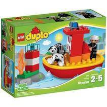 10591 Duplo Brandweerboot