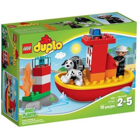 LEGO 10591 Duplo Brandweerboot