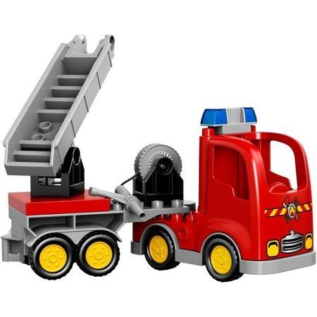 LEGO 10592 Duplo Brandweertruck