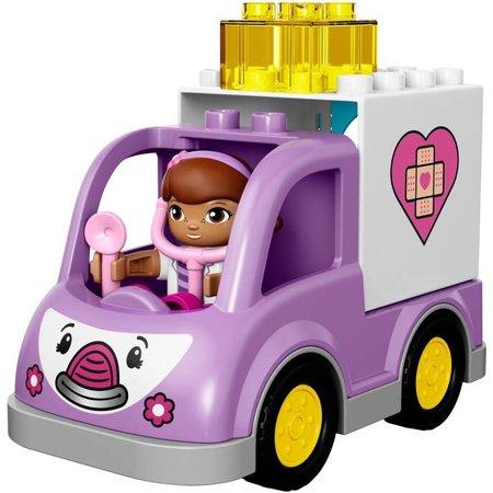 LEGO 10605 Duplo Rosie de Ambulance