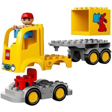 LEGO 10601 Duplo Vrachtwagen