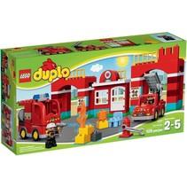 10593 Duplo Brandweerkazerne