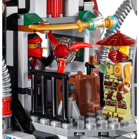 LEGO 70735 Ninjago Ronins R.E.X.