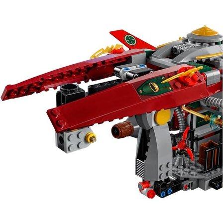 LEGO 70735 Ninjago Ronin‰Û¡ÌÝå»s R.E.X.