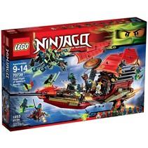 70738 Ninjago Laatste Vlucht van de Destiny's Bounty