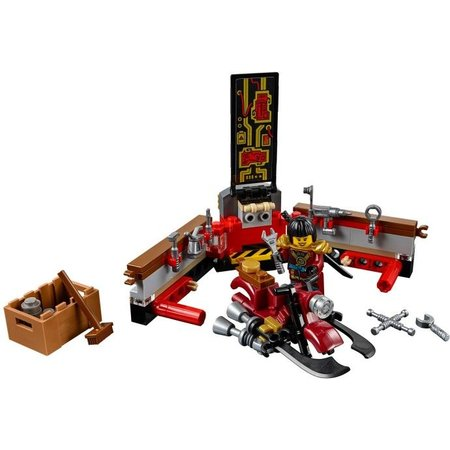 LEGO 70738 Ninjago Laatste Vlucht van de Destiny‰Û¡ÌÝå»s Bounty