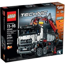 42043 Technic Mercedes-Benz Arocs