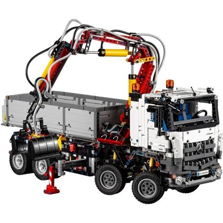 LEGO 42043 Technic Mercedes-Benz Arocs