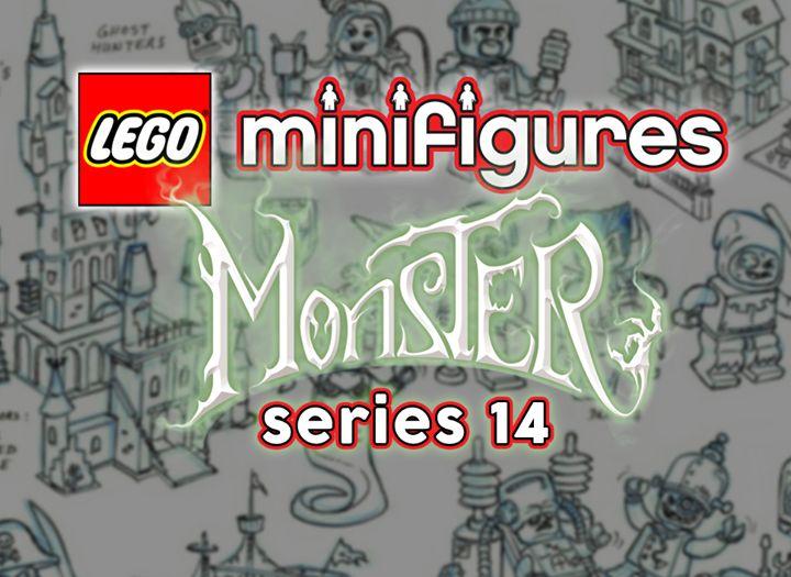 Monster Minifiguren