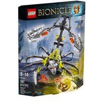 70794 Bionicle Schedelschorpioen