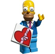 LEGO 71009 The Simpsons 2 Homer