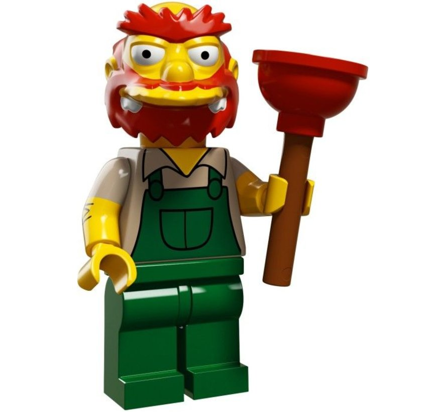 71009-13 The Simpsons 2 Groundskeeper Willie