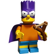 LEGO 71009-05 The Simpsons 2 Bart