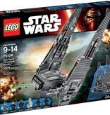 LEGO 75104 Star Wars Kylo Rens Command Shuttle