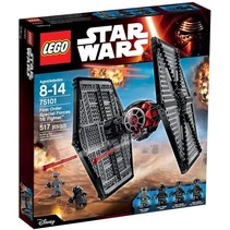 75101 Star Wars First Order Special Forces TIE fighter