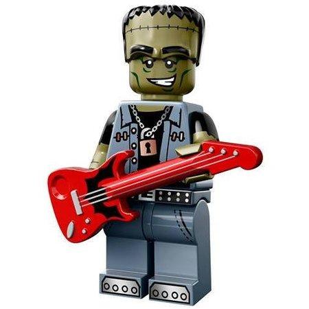 LEGO 71010-12:Minifiguren serie 14 Monster Rocker