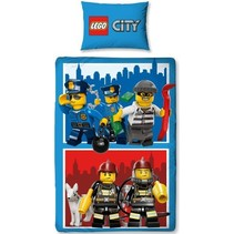 Specials Dekbedovertrek Lego City Heroes