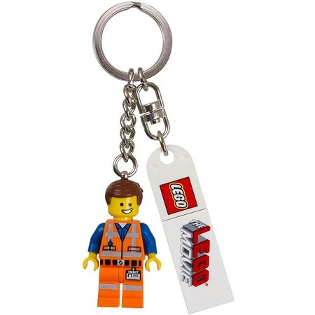 LEGO 850894-1 Sleutelhanger The Movie Emmet