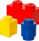 LEGO Opbergbox set 3-delig