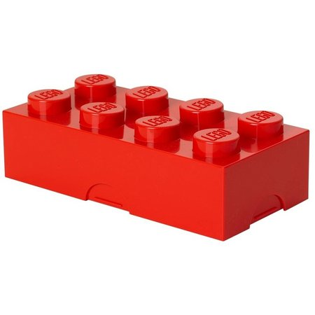 LEGO Specials Lunchbox kleur rood