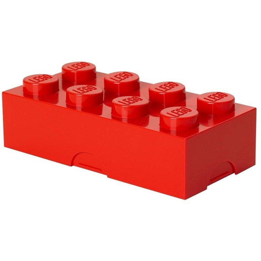 Specials Lunchbox kleur rood