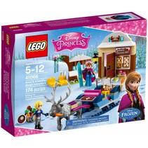 41066 Disney Princess Slee-avontuur met Anna & Kristof