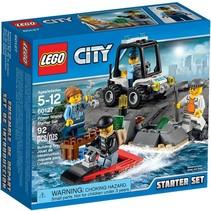 60127 CITY Gevangeniseiland Starterset