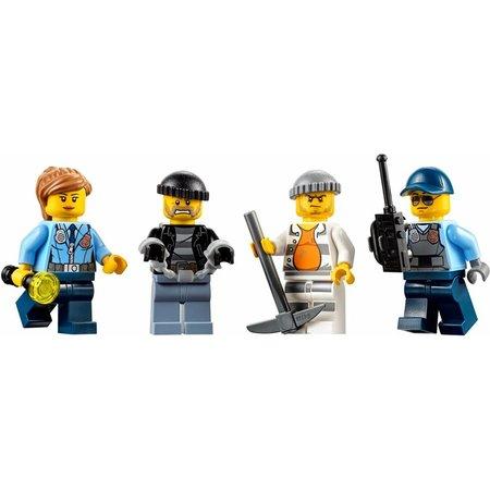 LEGO 60127 CITY Gevangeniseiland Starterset