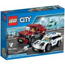 60128 CITY Politieachtervolging
